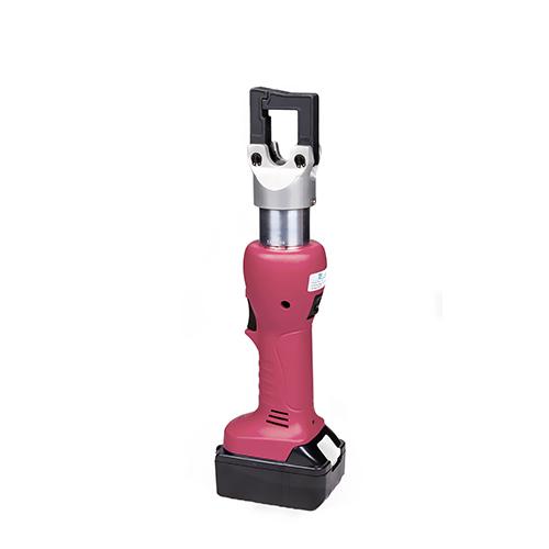 Battery powered mini crimping tool ECT-185