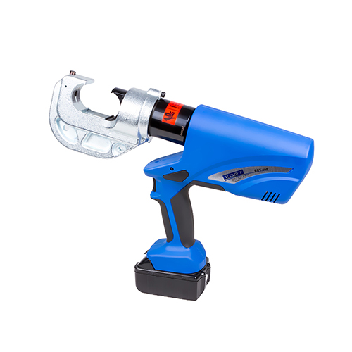 Battery powered crimping tool ECT-12042