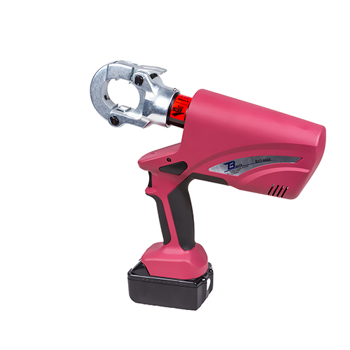 Battery powered crimping tool ECT-6022