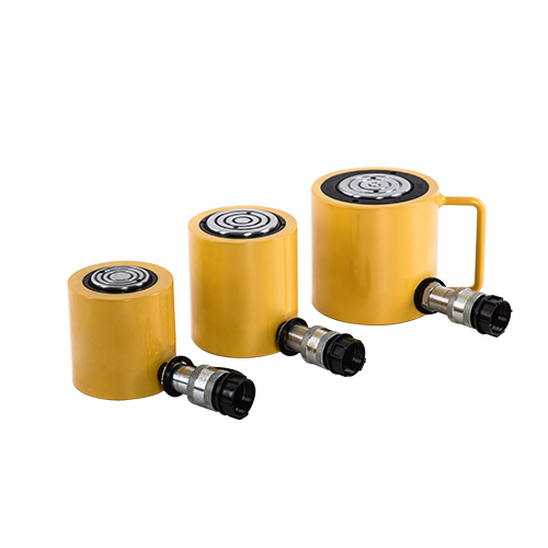 RCS series of single role thin hydraulic cylinder