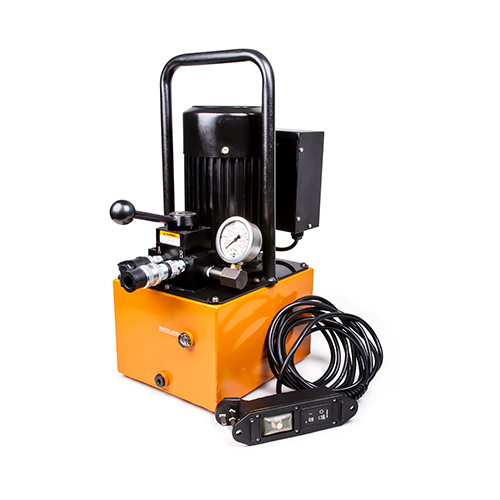 Double action hydraulic electric pump  REP-2D