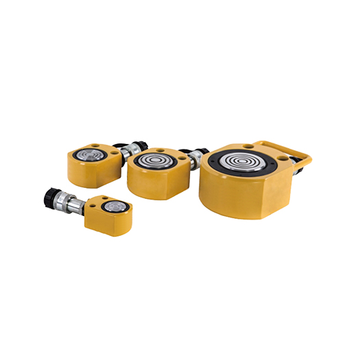 RSM series of single-acting ultra-thin hydraulic cylinder