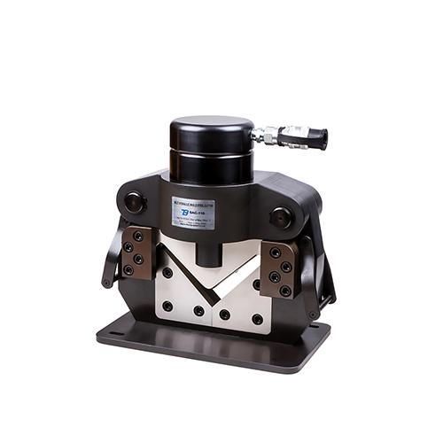 Hydraulic angle steel cutting tool SAC-110