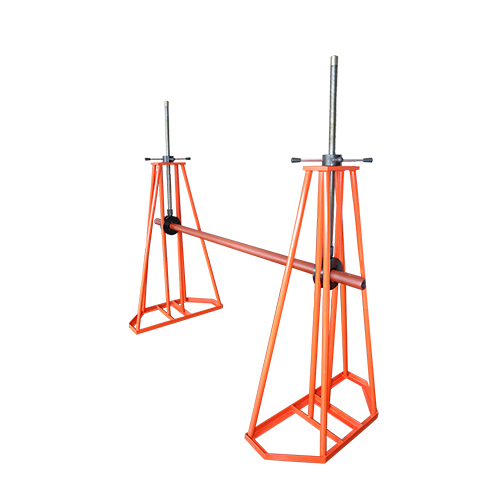 Mechanical cable drum stand SBT-5