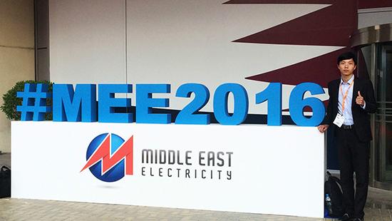 2016 Dubai Electric Exhibition