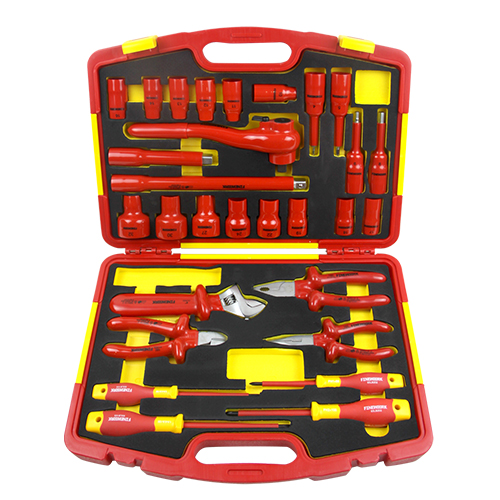 99LB003 29 Pieces Insulating Sleeve Set Tools