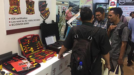 2017 Indonesia Electric Exhibition