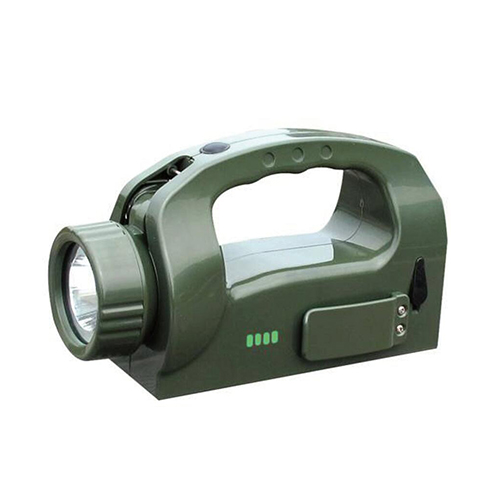 TME2520A Solid handheld explosion proof searchlight