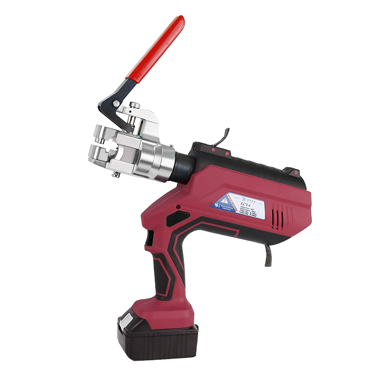 ECT-6022 Battery Powered Hydraulic Cable Crimping Tool