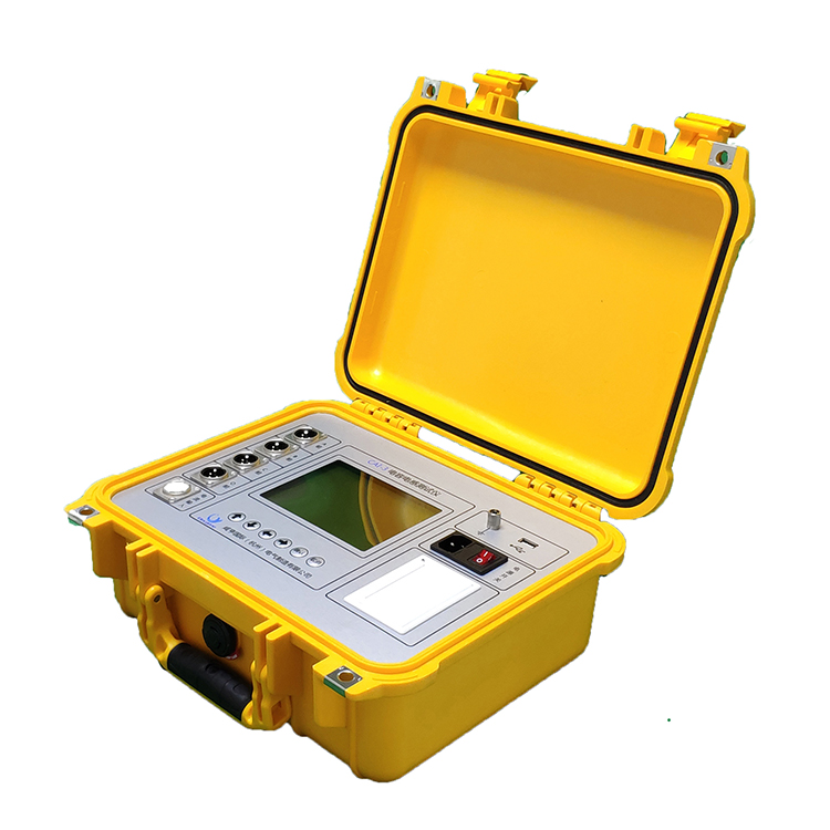 CAI-3Pro Portable High-precision Three - phase Transformer Capacitance And Inductance Tester Measuring