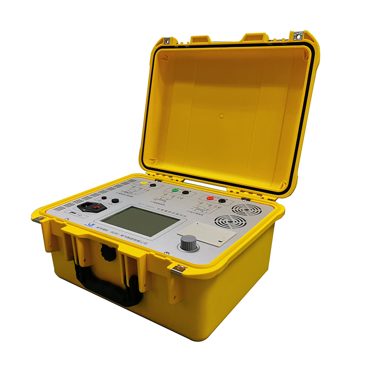 TCT-200F Frequency Conversion Method CT PT Transformer Comprehensive Characteristic Tester