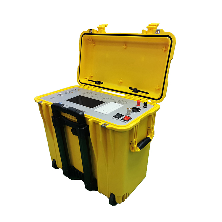 DLT-800 Ultra-high Precision Color Screen Smart Anti-Interference Dielectric Loss Tangent Tester Measurement