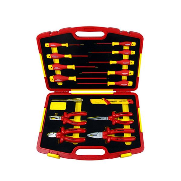 OK-2510-PCL Hydraulic Al Alloy Multifunctional Busbar & Pipe Bending Tool 25T