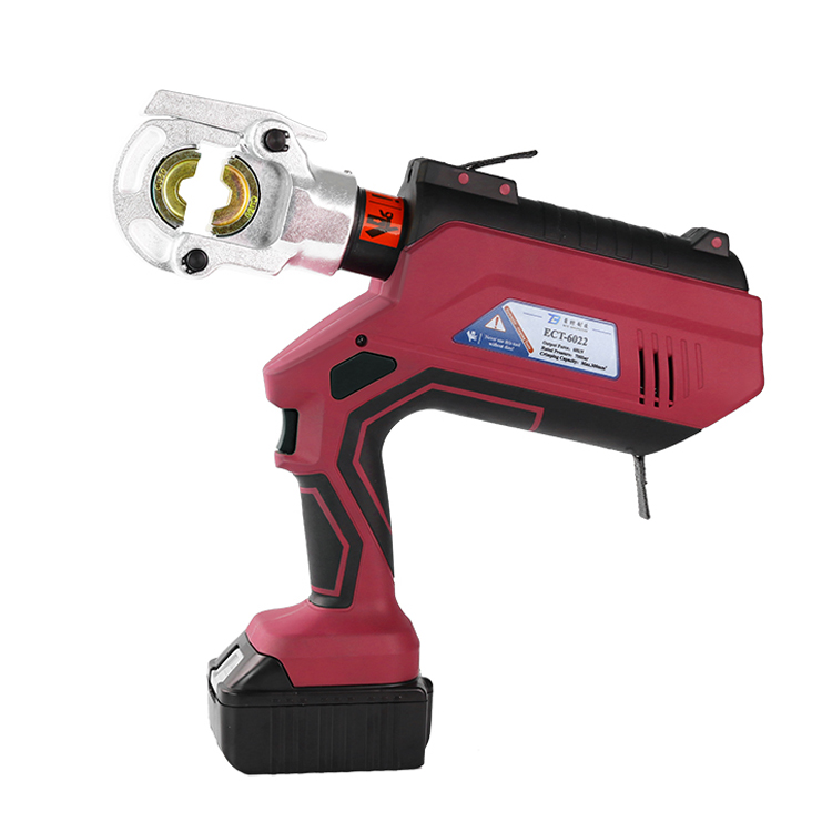 ECT-45 6T Portable Multifunction Battery Powered Tool Electrical Hydraulic Conductor Hand Cutting Tool