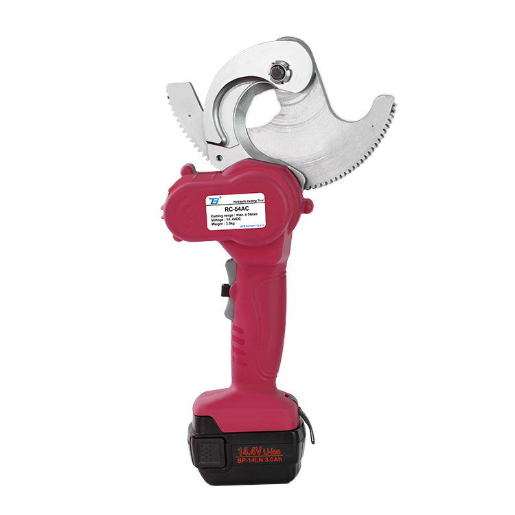 RC-54AC Battery Contact Wire Ratchet Cutter