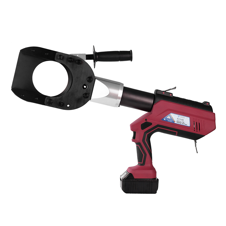 ECT-105 LCD Hydraulic Electric Cable Cutting Tool Factory China