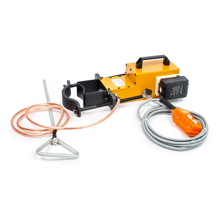 ESCT-220 3T Cable Spiking Tool With Wireless Remote Control