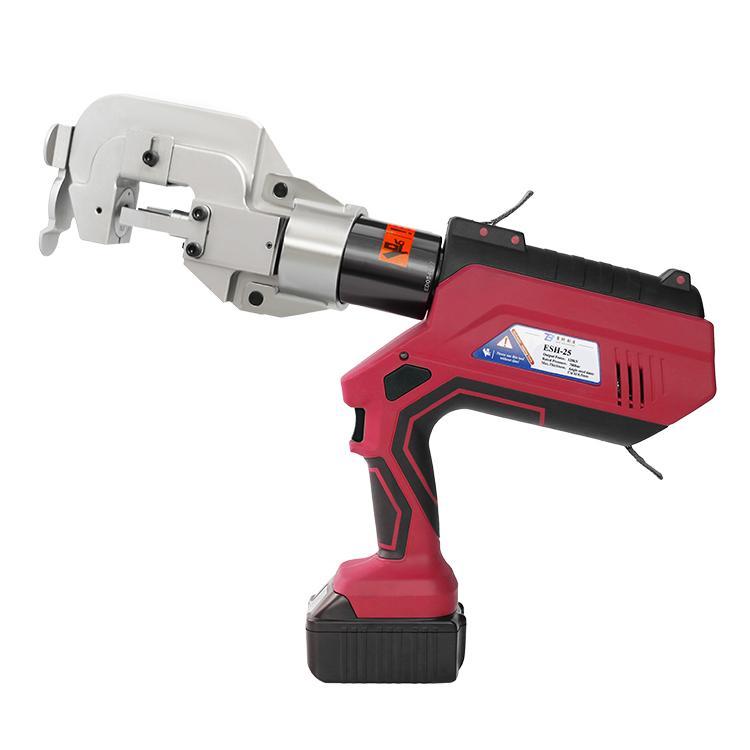 ESH-25 LCD Battery Powered Hydraulic Punching Tool