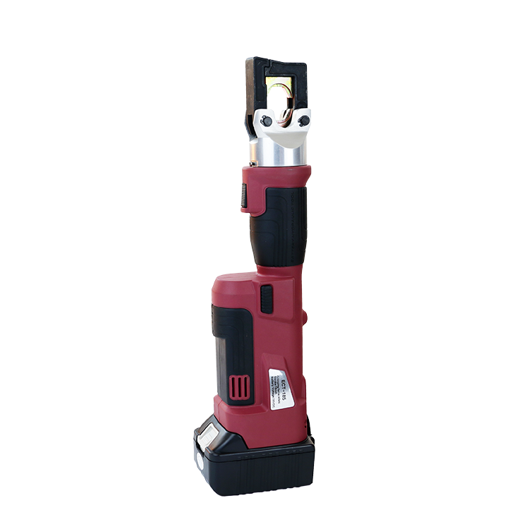 ECT-185 Hydraulic Battery Mini Cable Crimping Tool
